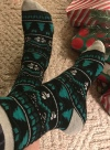Socking In A TemperateWonderland